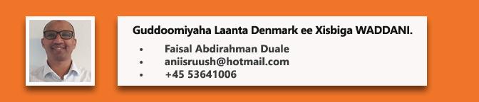 Faisal Abdirahman Duale