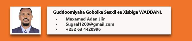 Gudoomiyaha Gobolka Saaxil