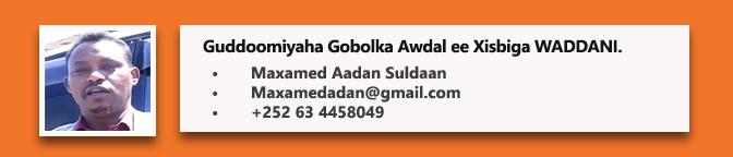 Maxamed Aadan Suldaan