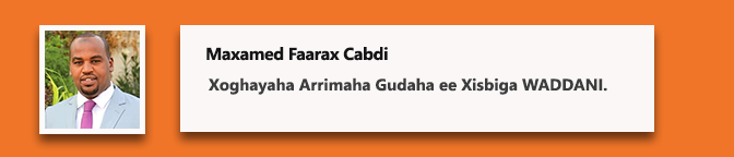 Maxamed Faarax Cabdi