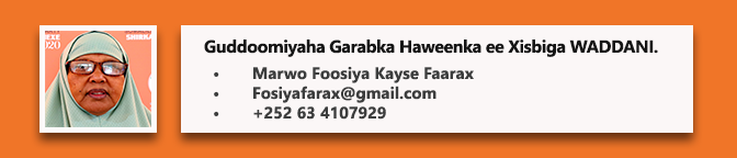 Marwo Foosiya Kayse Faarax