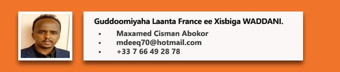Maxamed Cisman Abokor